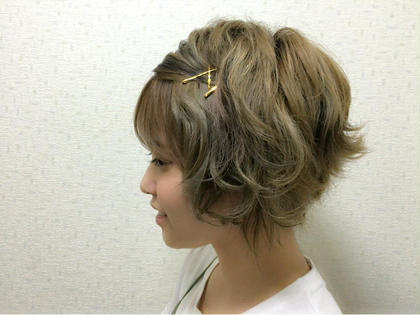 LUCK鎌倉所属・小林未来のスタイル