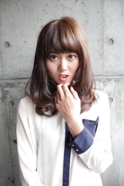 hair make LATTE所属・AkitoTakahashiのスタイル
