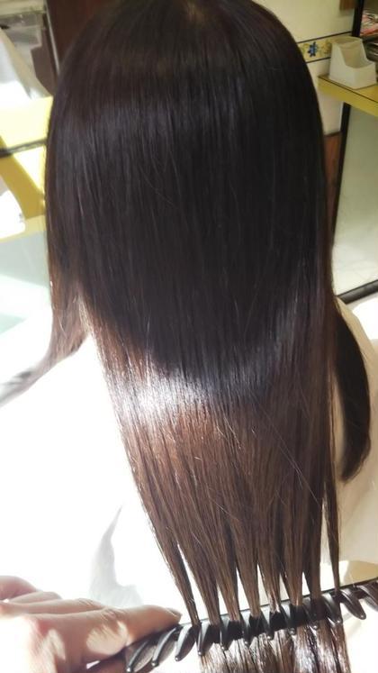 ミニモ限定♩『髪質改善★艶長ち』酸熱トリートメント