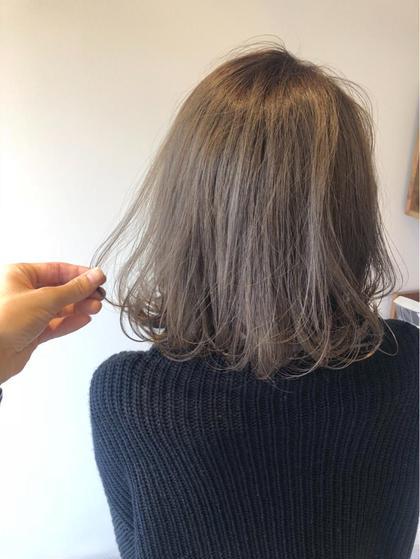 つやカラー🍀髪質改善シャンプー&トリートメント、高濃度スチーム付き✨