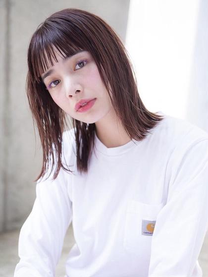 【💕艶髪PLAN💕】イルミナカラー & 5ステップトリートメント