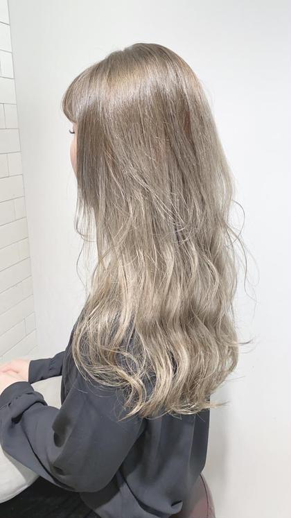 🔜¥4500 ⭐️前髪カット+フルカラー+トリートメント
