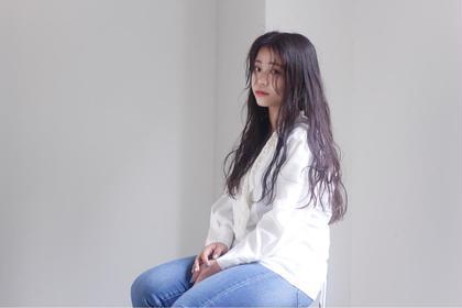 💎韓国風、オルチャン💎 小顔cut + オルチャンカラー + 色持ちトリートメント