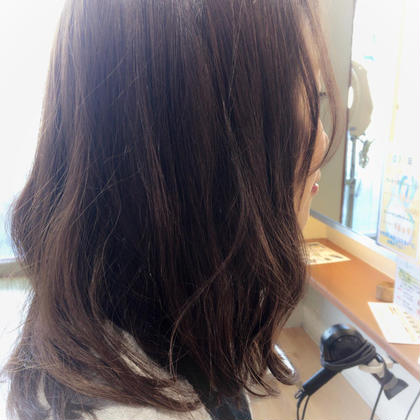 #ゆるふわ 髪の修復専門店 ジールーム所属・千葉衣里子のスタイル