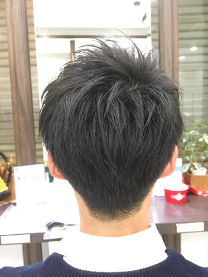 Ash等々力店所属・三川洋樹のスタイル