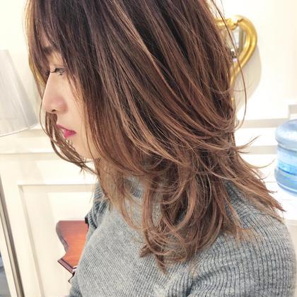 grow溝の口店所属・SHINBA.のスタイル
