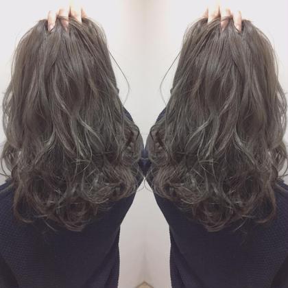 カラー 僕しか出来ないthinhighlightで最高の艶髪に大変身❤︎  詳しくはインスタをご覧ください✨