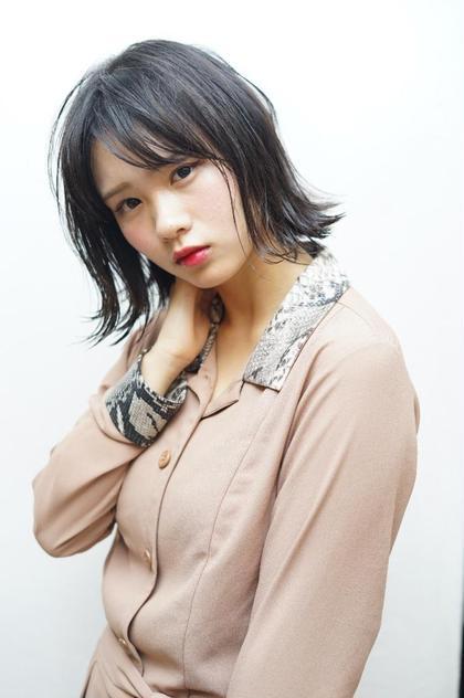 【😊5月限定🌿】似合わせcut+シャンプー+プレトリートメント