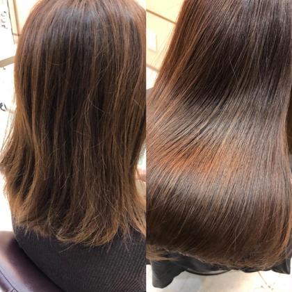 髪質改善プレミアム。 まとまり感、手触り、扱いやすさレベルの向上