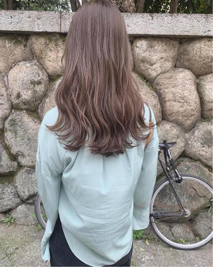 noetton所属の堀井菜月のヘアカタログ