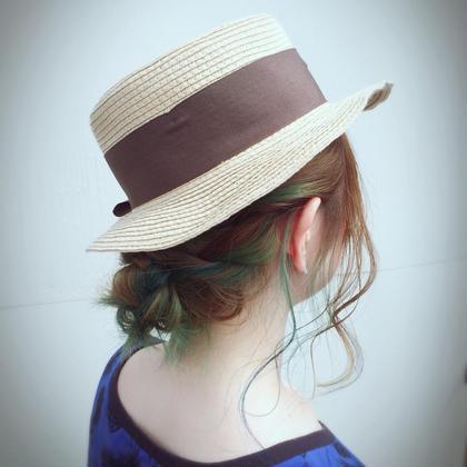 Hair garden Rold所属・吉田朋央のスタイル