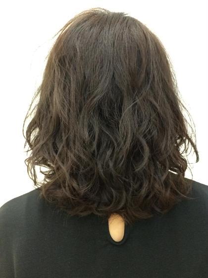 ロジェ美容室所属・松本陸のスタイル