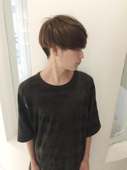 なるちゃんのメンズヘアスタイル・髪型