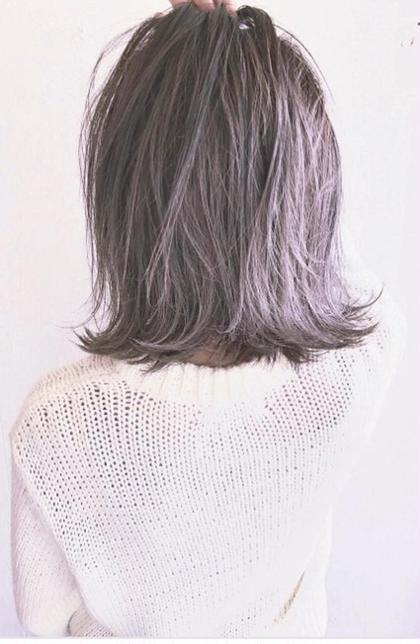 【茶色をかき消せ!トリプルカラー!】ブリーチ×2& 全体フルカラー&髪質改善トリートメント【目指せパステルカラー!】
