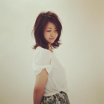 可愛くラフに少し気だる風の女の子らしさ シェイプガーデン所属・早坂兼斗のスタイル