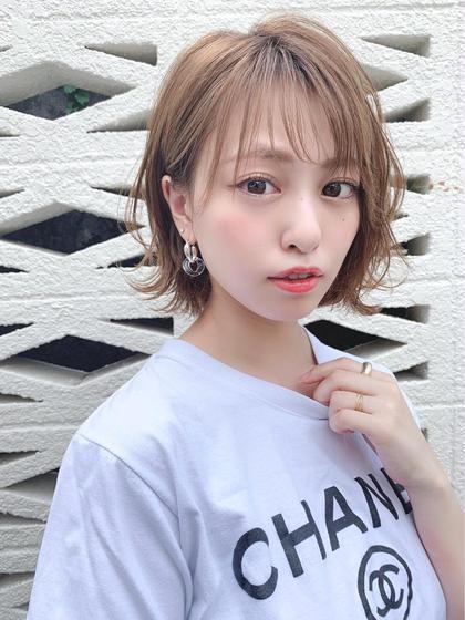 💖【人気No.4】💖うぶ毛ストレート💖&小顔前髪カット💖&ダメージ補修トリートメント💖