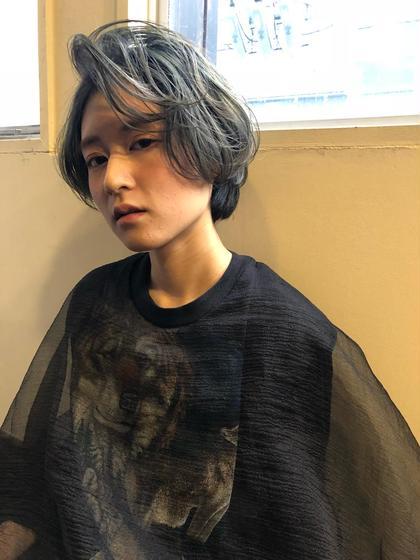 Linx所属の川原香織のヘアカタログ