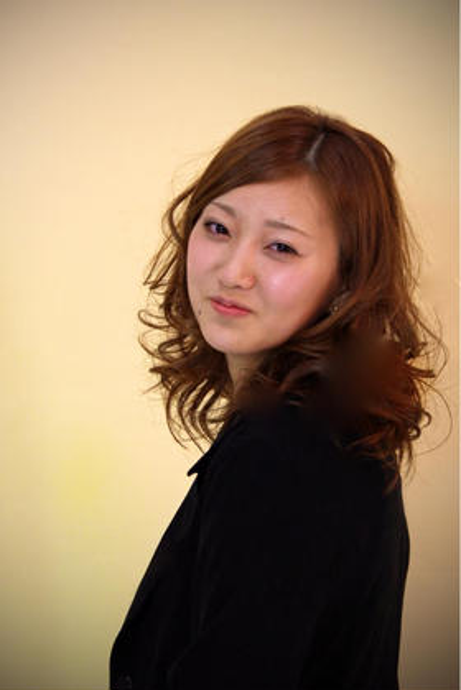 you&i hair design所属・高山雄太のスタイル