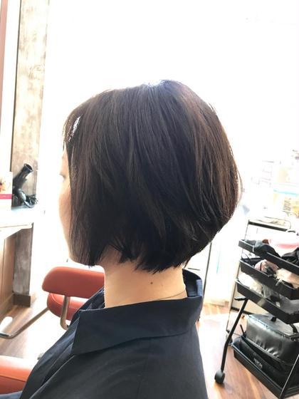カット wisp BB所属・佐藤晃紀のスタイル