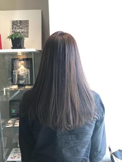 5月限定縮毛矯正+カット+トリートメント