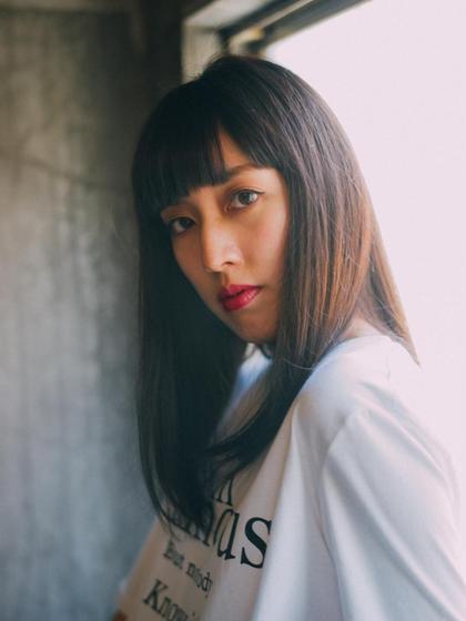 【OPEN♪大好評につき✨】美髪前髪縮毛矯正+OGトリートメント¥8000→¥4900