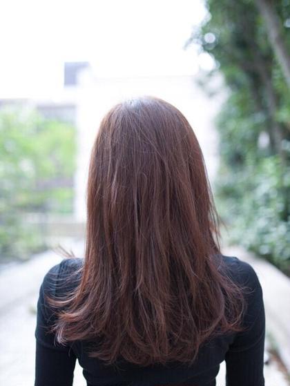 茶髪でもキレイに染めます!! Produce陽光台店所属・⭐️カラーNo.1関本湧也⭐️のスタイル