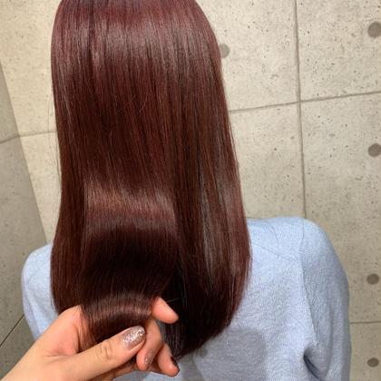 【髪質改善🌟髪質整形トリートメント】 サブリミックトリートメント➕シャンプーブロー