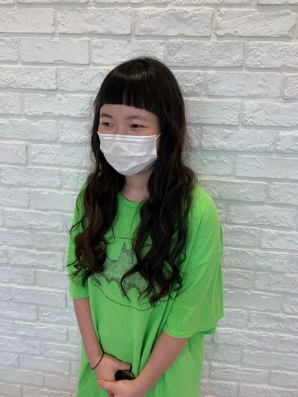 オーガニックカラー スタンダードトリートメント ¥7000