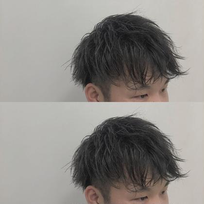 【men's19時限定】 10〜20代 🔥🔥超似合わせパーマモデル🔥🔥