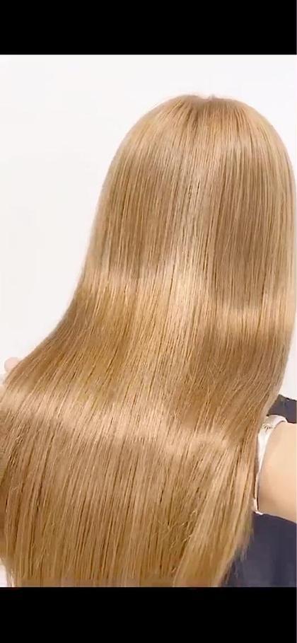 【💖髪質大幅改善メニュー✨💖】髪質改善トリートメント➕透明感フルカラー
