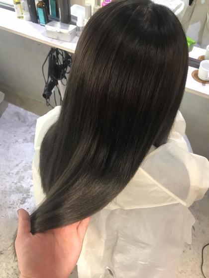 ✨髪質に悩んでいる方にオススメ✨【質感カット】&【イルミナハイブリッドカラー】&【髪質改善トリートメント】