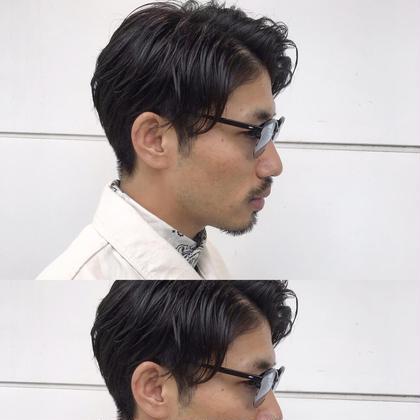 ‼️メンズ必見‼️頭皮トラブル予防炭酸ヘッドスパ+カット