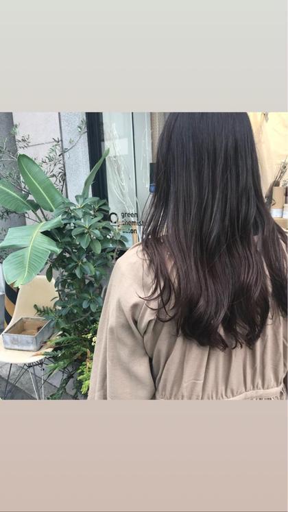 【艶髪ヘアケア人気No.1】グロスカラー+✨最高級ダブルTOKIOトリートメント+FIBERPREXトリートメント✨