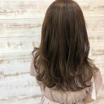 【❤️大人気クーポン❤️】似合わせカット+フルカラー+艶髪トリートメント🦋✨