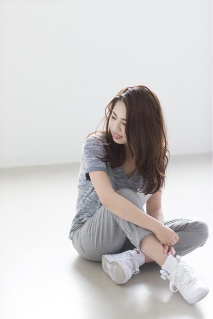 朝楽な簡単パーマスタイル 色はプラチナマット ブロッサム大塚店所属・永野玄のスタイル
