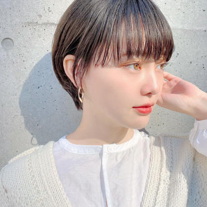 ⭐️似あわせカット+艶トリートメント