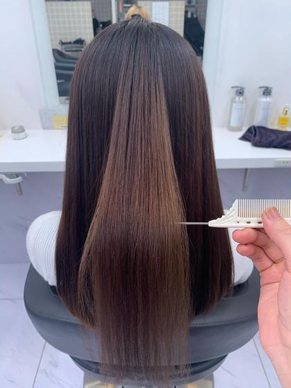 👑超大特価👑✨メディアで話題沸騰中🌟髪質改善酸熱トリートメント+カット+炭酸泉Spa✨