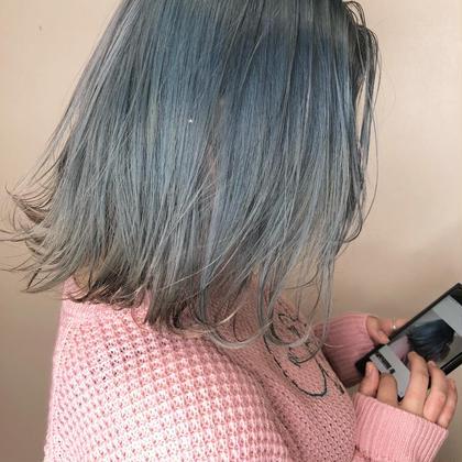 最近light blue人気です🦋