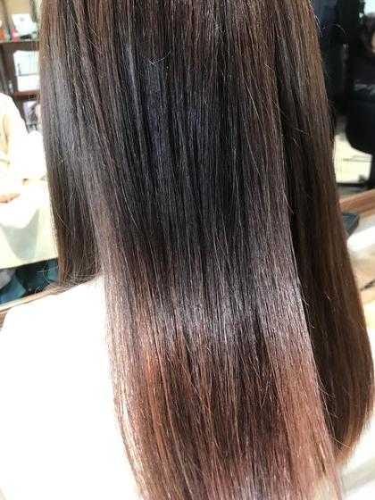 【髪のパサつきが気になる方向け】髪質改善❗️oggiotto(オッジィオット)トリートメント✨水分補修コース✨