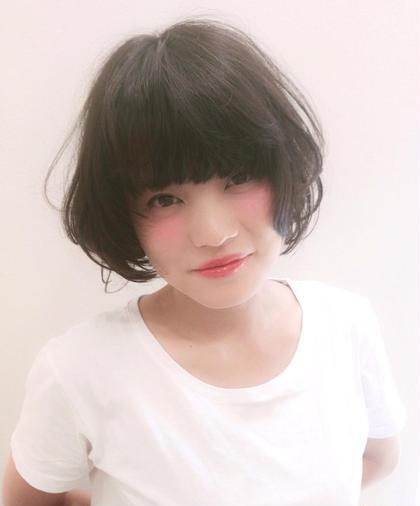 TAYAけやき通り店所属・大森舞のスタイル