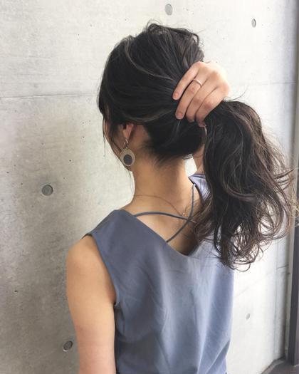 【人気No.1】外国人風ハイライトカラー&トリートメント