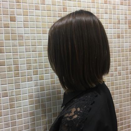 その人の髪質に合った、なりたいを追求して選ばせて頂いたトリートメントをさせていただきます❣️ Ark+ing所属・山本鈴菜のスタイル