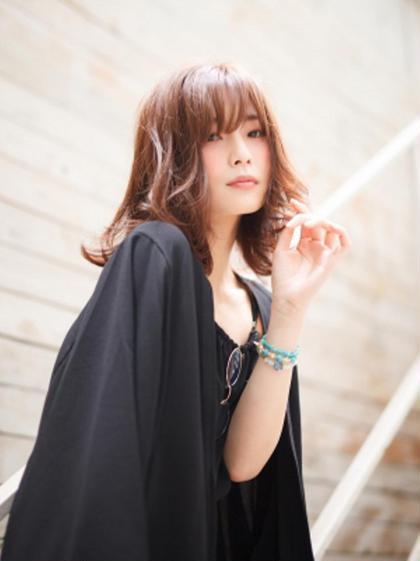 【注目サロン✨✨】カット+N.カラー白髪染め+OGトリートメント¥14000→¥9600