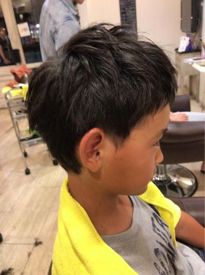 吉田葵のキッズヘアスタイル・髪型