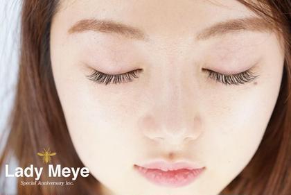 まつ毛エクステ - 1時間 LadyMeye所属・柴田知香のフォト