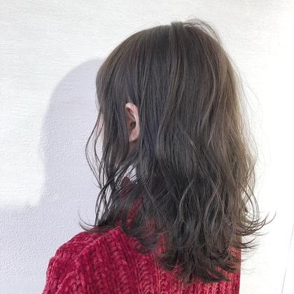 【新春限定特別価格‼️】 透明感ヘアカラー&超音波トリートメント🌈