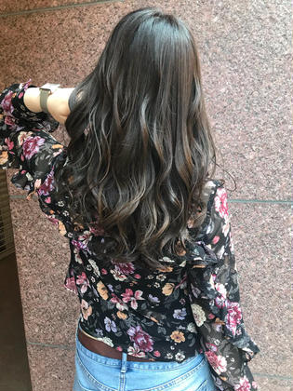【2回目〜3回目】再現性抜群カット&ケアカラー&美髪トリートメント