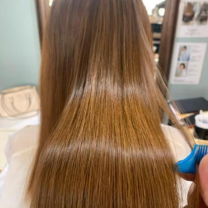 【U25】【圧倒的ツヤ】髪質改善トリートメント