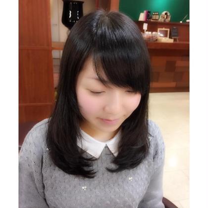黒髪ナチュラルスタイル♡ Kchiara所属・Mkasumiのスタイル