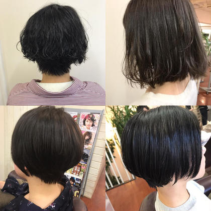 [大人気🌟]✨小顔矯正カット✨&髪質改善トリートメント